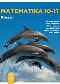 Matematika 10 - 11: Pjesa I